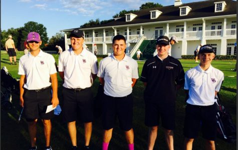 Sports Spotlight: Golf Team