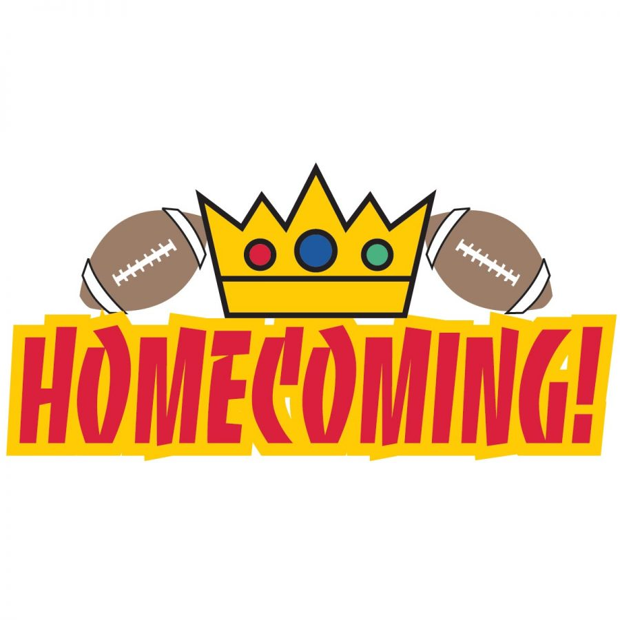2016 Homecoming Court Nominations