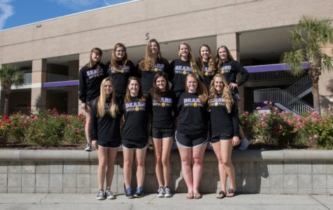 Team Spotlight: Water Polo