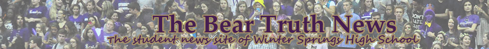 The student news site of Winter Springs High School