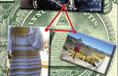 Conspiracy theories of 2015 and beyond