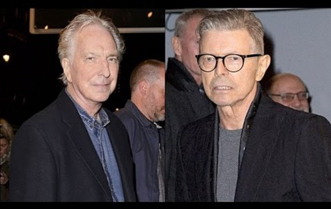 Remembering Alan Rickman and David Bowie