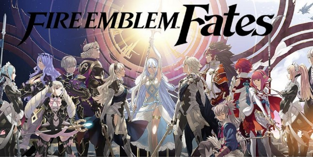 Fire+Emblem+Fates+is+a+role+playing+strategy+game+for+Nintendo+3DS.+