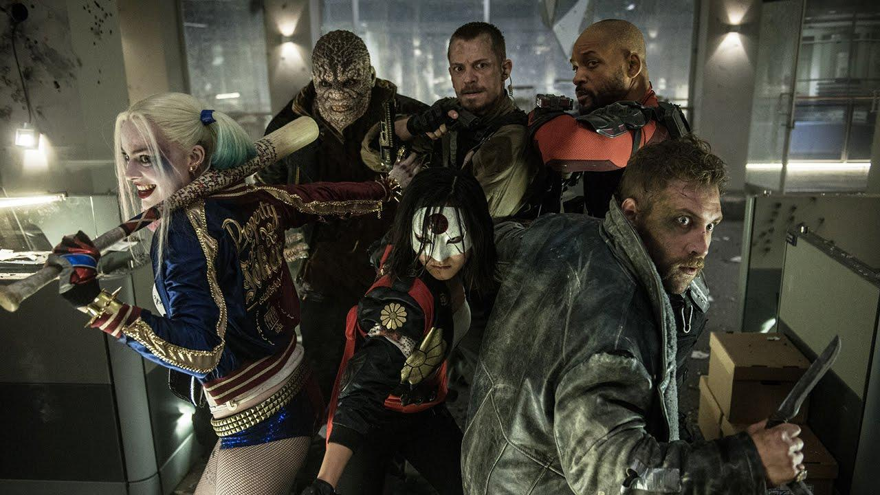 Marvel's latest movie, Suicide Squad, received mixed reviews from fans.