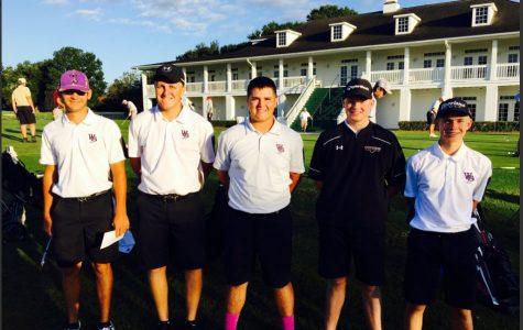 Sports Spotlight: Golf Team