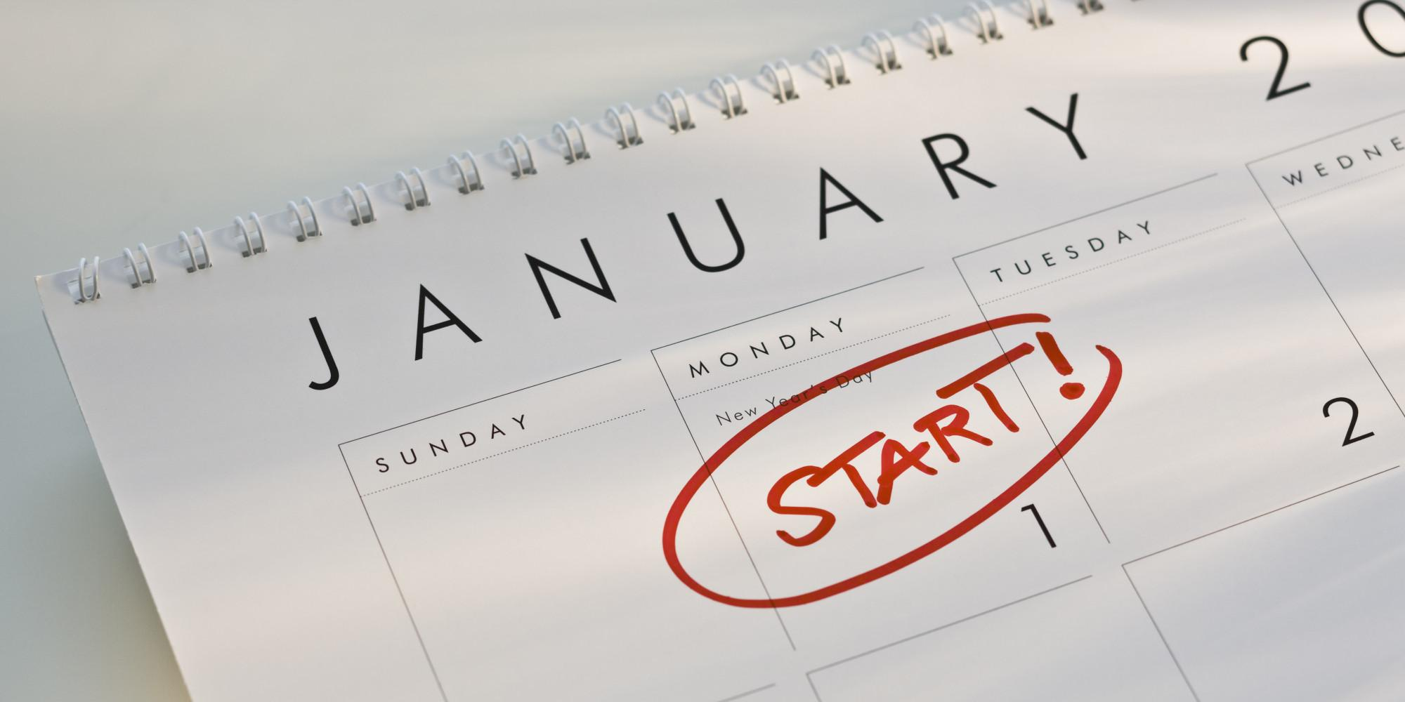 While many people see the new year as a fresh start, the motivation to live a better life should be continued throughout the whole year.