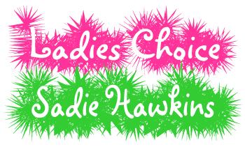 Sadie Hawkins Dress-Up Days