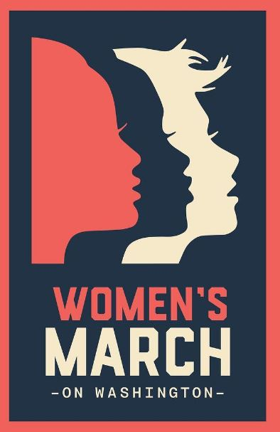 On January 21st, 2017, various women's marches were held throughout the world.