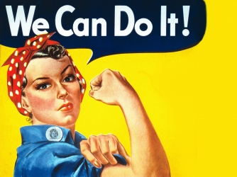 Women History Spotlight: Rosie the Riveter