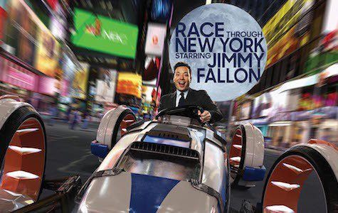 Jimmy Fallon Comes to Universal Studios
