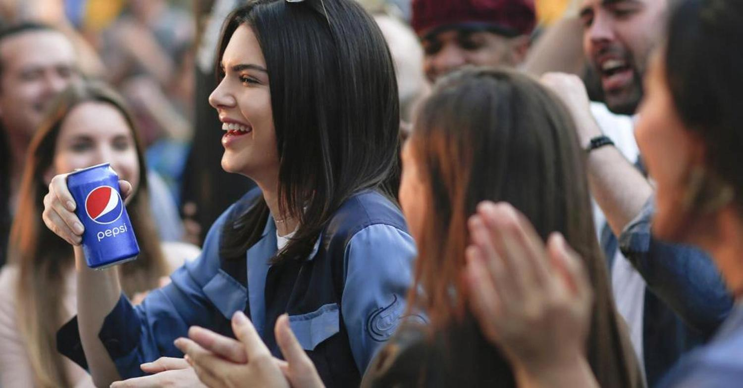The public respnded to Kendall Jenner's controversial Pepsi ad with hatred and mean comments, what some would consider