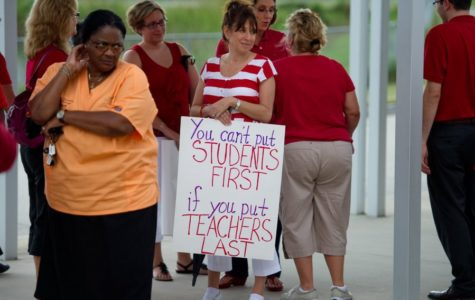Stressed-Out Florida Teachers Seek Support