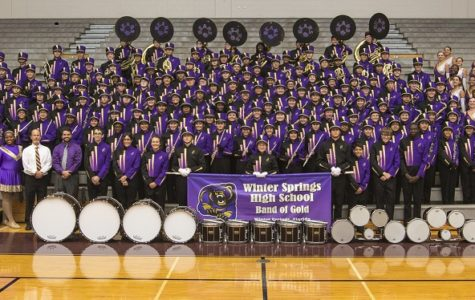 New Season for WSHS Band