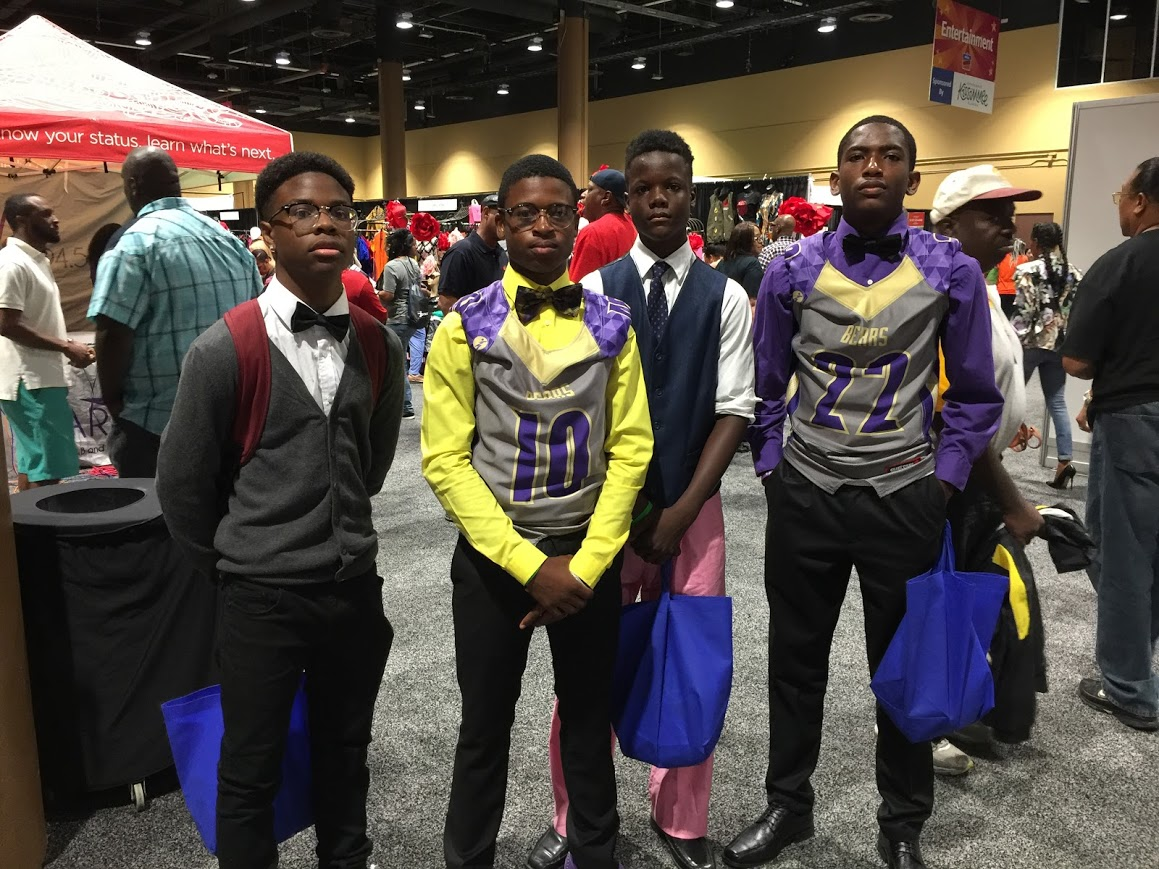 Young Men and Women of Excellence – The Bear Truth News