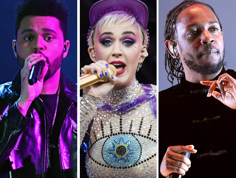 The+2017+VMAs+proved+to+be+successful+with+great+performers+such+as+Katy+Perry%2C+The+Weeknd%2C+and+Kendrick+Lamar.