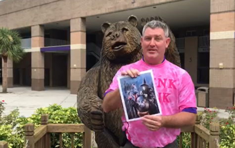 The Bears Prepare for Homecoming 2017 (Video)