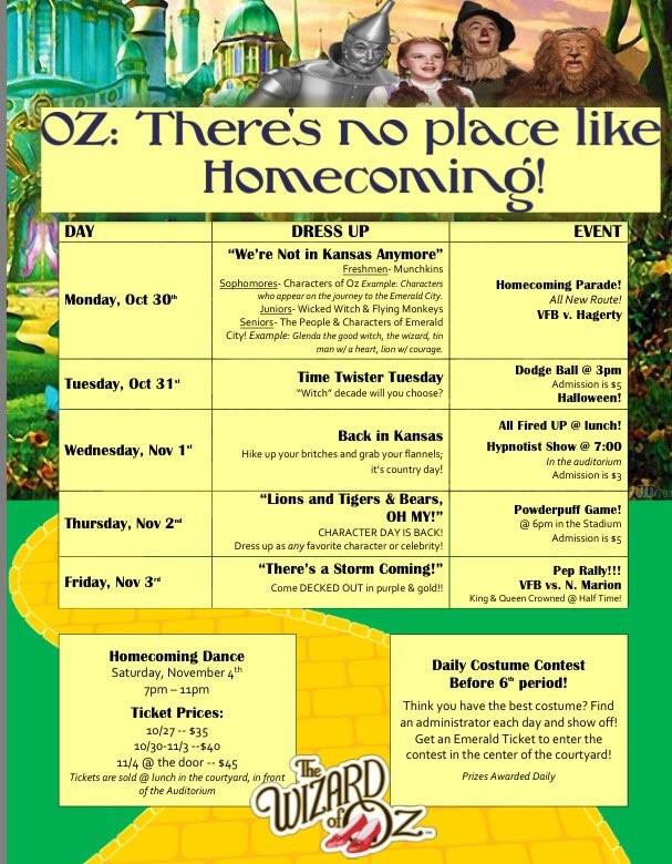 WSHS+is+preparing+for+homecoming+week+festivities.