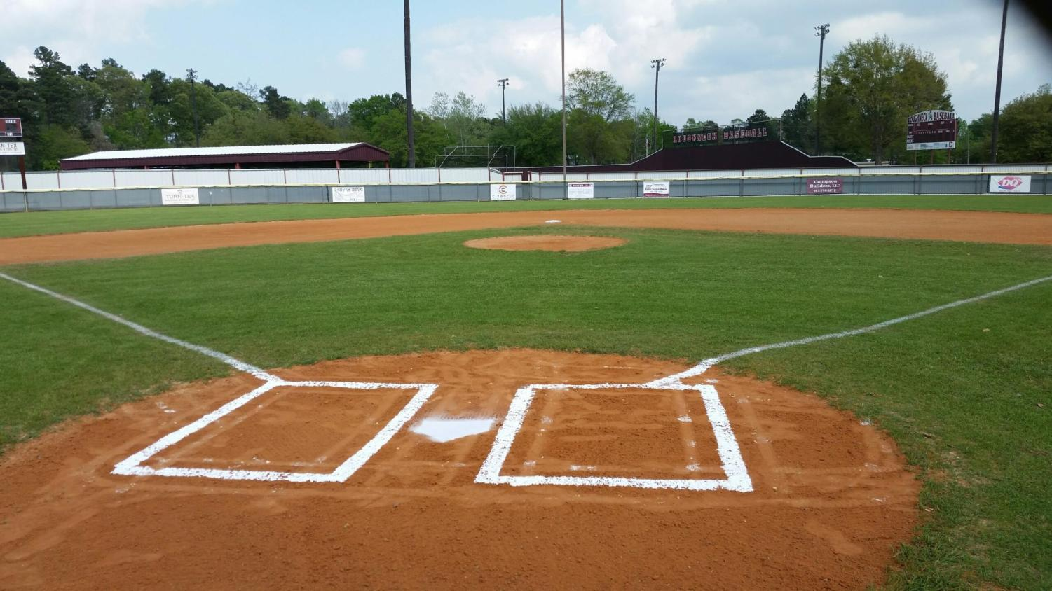 The WSHS spring baseball season is just beginning and the players are looking forward to a great season.