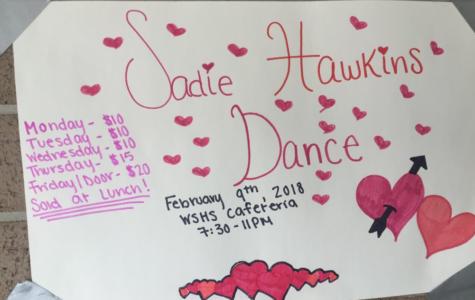 WSHS Sadie Hawkins Dance 2018