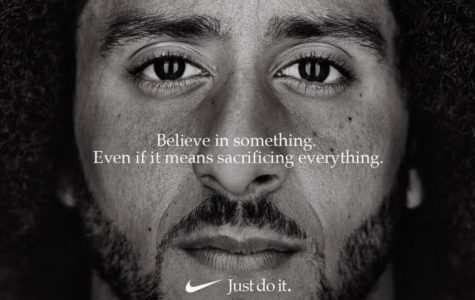 Nike Stands With Kap