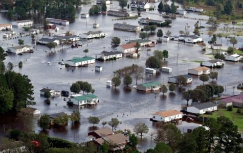 Hurricane Florence Devastates the Southeast