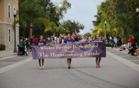 WSHS Revamps Homecoming for 2018