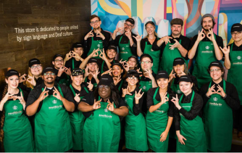ASL Friendly Starbucks Opens In Washington, D.C.