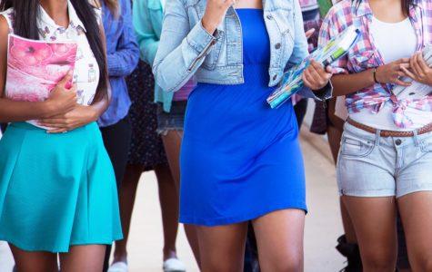 WSHS Girls Question Dress Code Fairness
