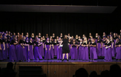 WSHS Performing Arts Students Showcase Talents