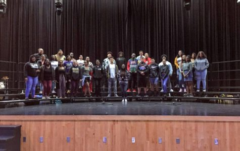 WSHS Gospel Choir Gives New Voice to Students
