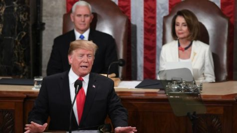 Trump Delivers Historic State of the Union Address