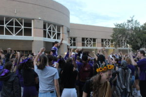 Students Share Thoughts On School Spirit