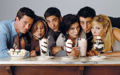 Iconic Show, Friends, Leaves Netflix