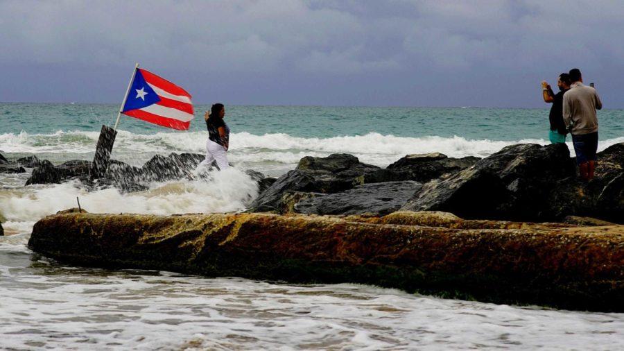 Hurricane Dorian Stalls in the Atlantic