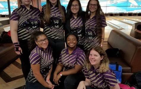 Bowling team unites