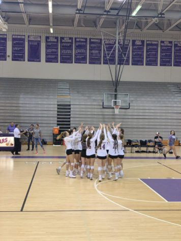 Volleyball dominates the Regional Quarter Finals