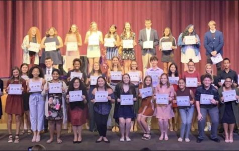 International Baccalaureate Pinning Ceremony