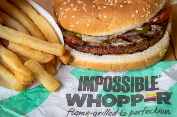 The Impossible Whopper was released August 8.