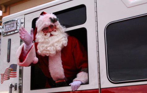 Winter Springs holds annual holiday parade