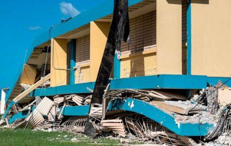 Earthquakes devastate Puerto Rico