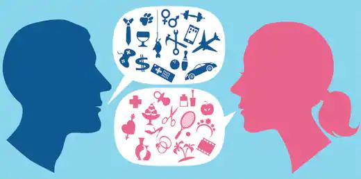 Mass media promotes false gender stereotypes