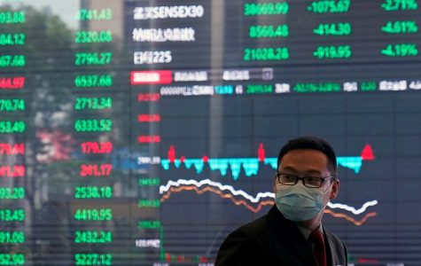How a pandemic forced an economic crisis