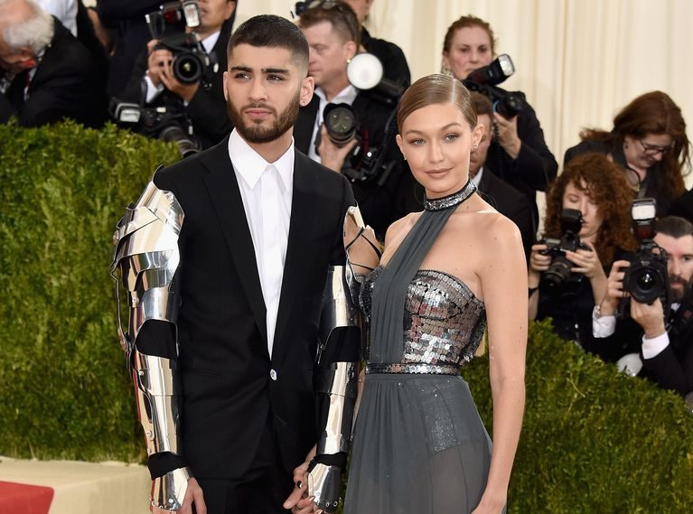 One+Direction+star%2C+Zayn+Malik+and+model%2C+Gigi+Hadid+announce+pregnancy