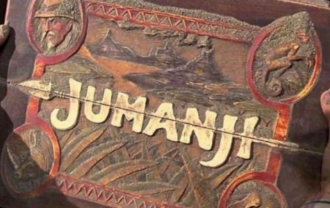 2020 falling under a game of Jumanji