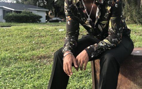 Senior basketball star shares frustration