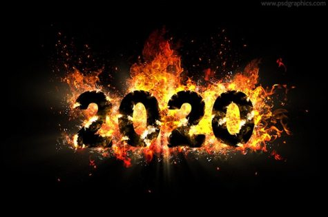 What happened in 2020