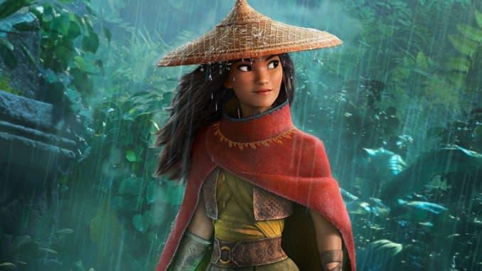 Disney releases the new movie on Disney+