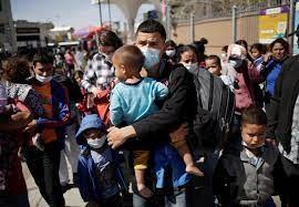 Children enter unaccompanied at border crisis