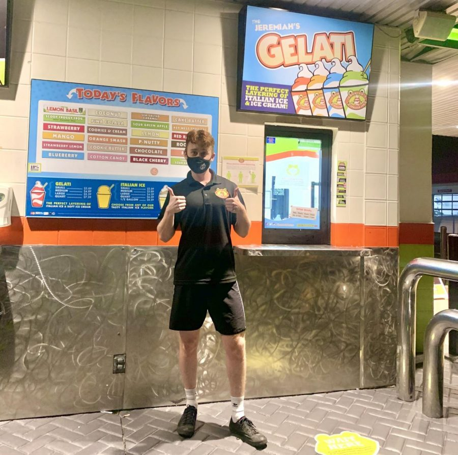 Jeremiah's Italian Ice helps WSHS Athletic Department