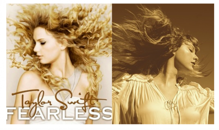 Taylor Swift re-records Fearless
